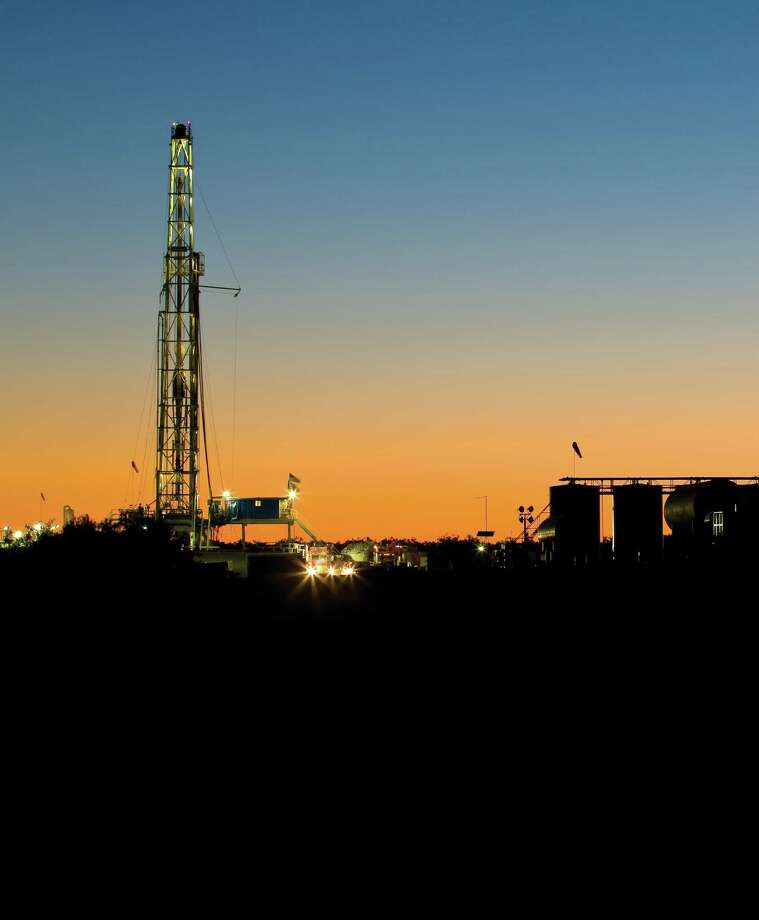 This pumping unit is in the Eagle Ford shale of South Texas. Photo: Courtesy Photo
