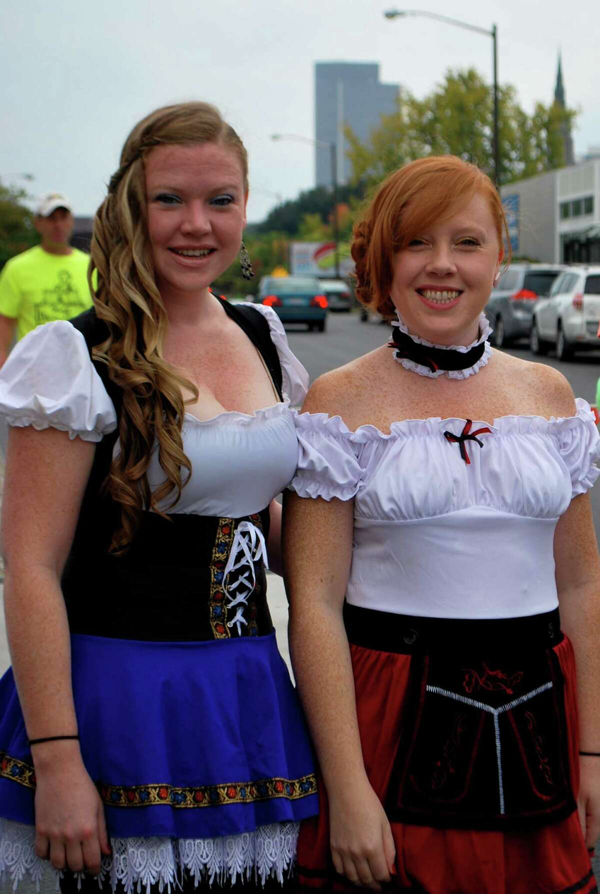 Were you Seen celebrating Oktoberfest at Wolff's Biergarten in Albany on Saturday, Oct. 6, 2012?