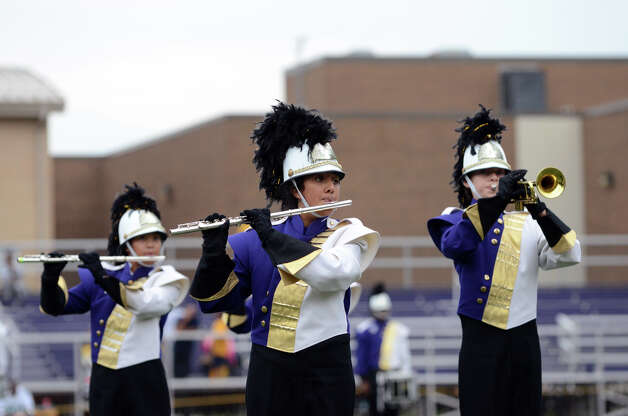 Westhill hosts Central during the football game at Westhill High School on Saturday, Oct. 6, 2012. Photo: Amy Mortensen / Connecticut Post Freelance