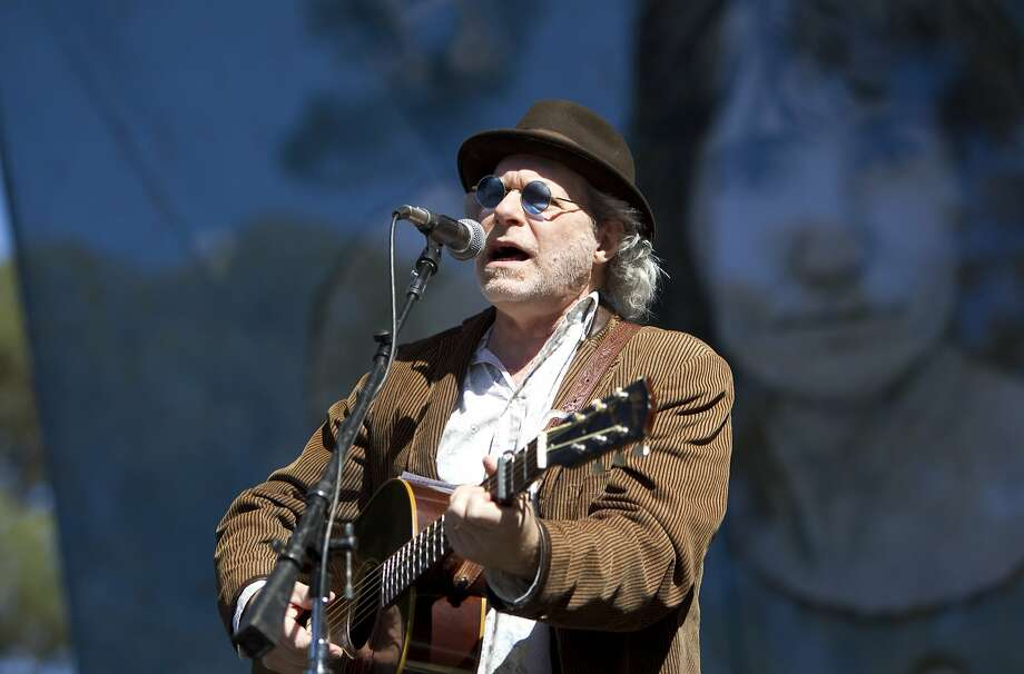 Buddy Miller performs on the Banjo Stage during Hardly Strictly Bluegrass in Golden Gate Park in San Francisco, Calf., on Saturday, October 6, 2012. Photo: Laura Morton, Special To The Chronicle