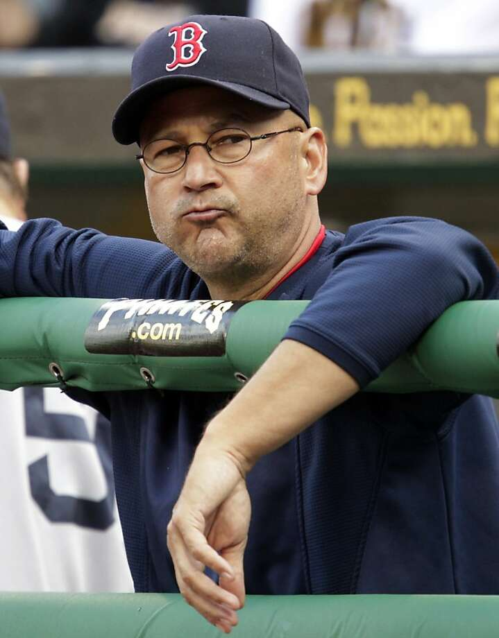 Terry Francona won two World Series as Red Sox manager. Photo: Gene J. Puskar, Associated Press