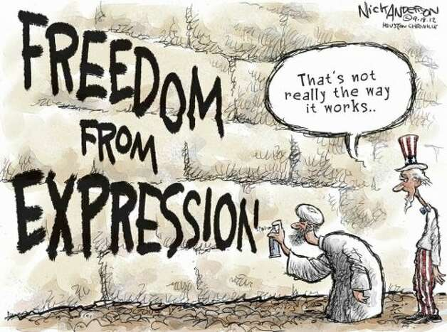 Freedom (Nick Anderson / Houston Chronicle)