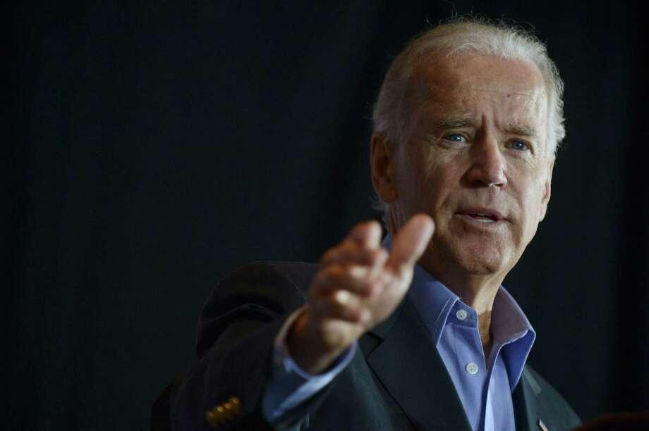 Vice President Joe Biden Photo: New York Times / NYTNS
