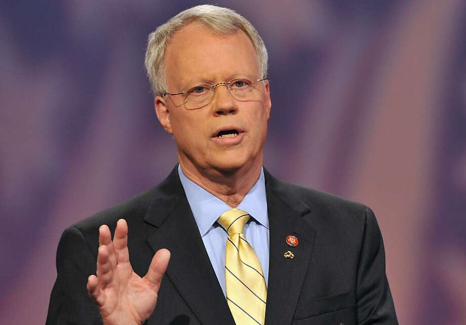 GOP Rep. Paul Broun, who is also a physician, is running for re-election unopposed by Democrats. Photo: Gregory Smith, Associated Press