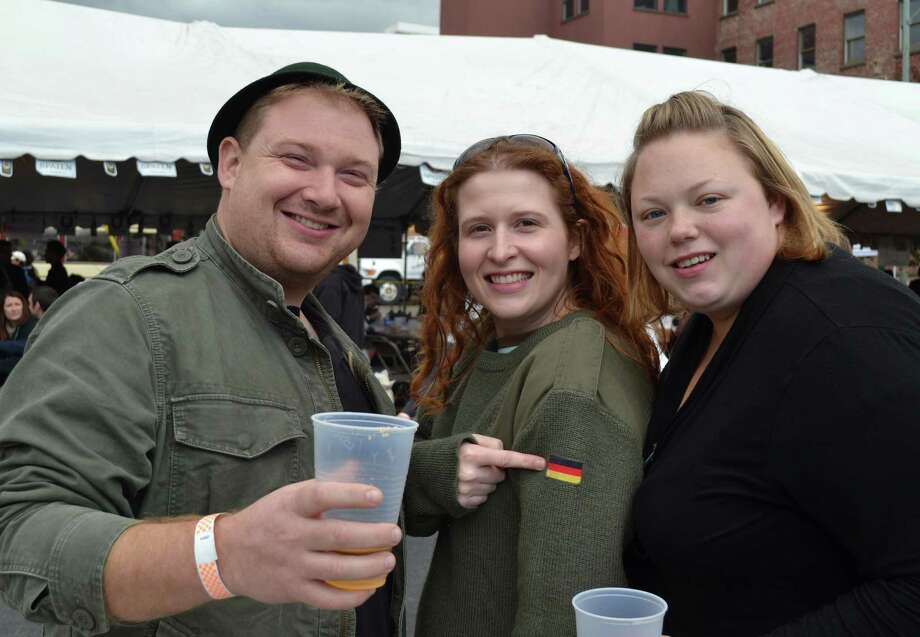 Were you Seen celebrating Oktoberfest at Wolff's Biergarten in Albany on Saturday, October 6, 2012? Photo: Photos By Diana Hawkins