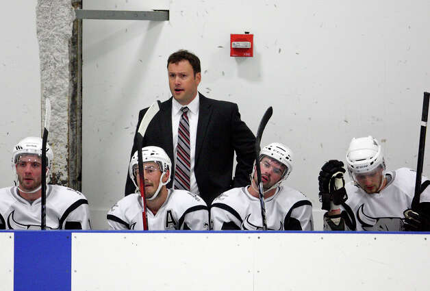 "Rampage coach Chuck Weber has 11 rookies on the team's 26-player roster. ""We're hoping some of the young kids pick up the slack,"" he said. Photo: Edward A. Ornelas, Express-News / © 2012 San Antonio Express-News"