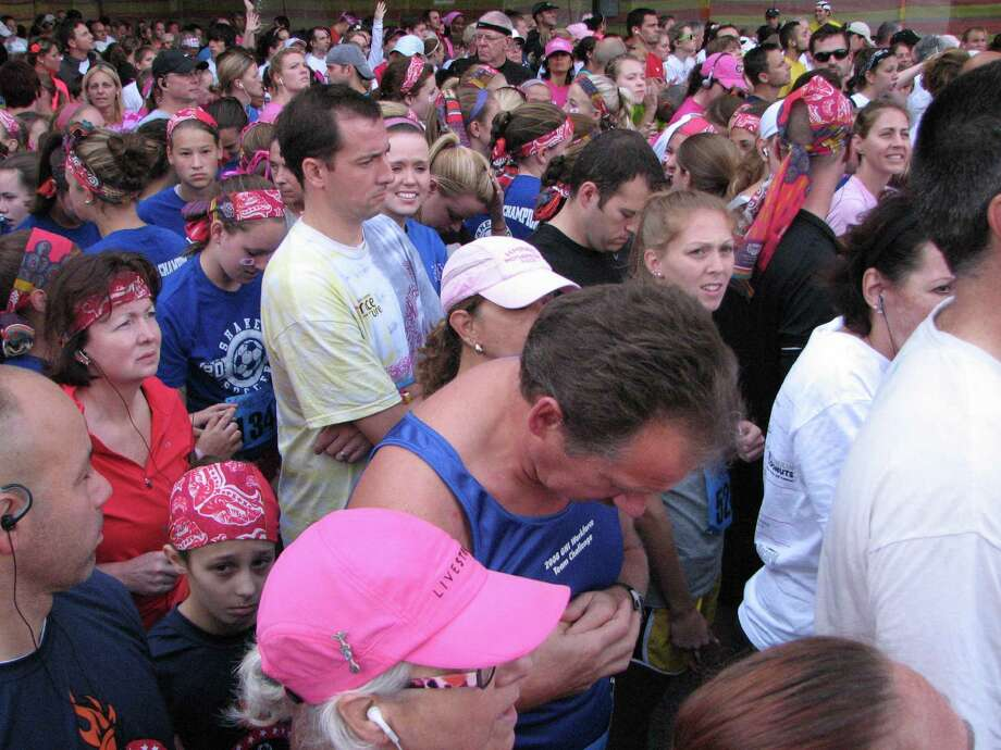 Were you Seen at the Komen Northeastern New York Race for the Cure on Saturday, Oct. 6, 2012? Photo: Michael Huber
