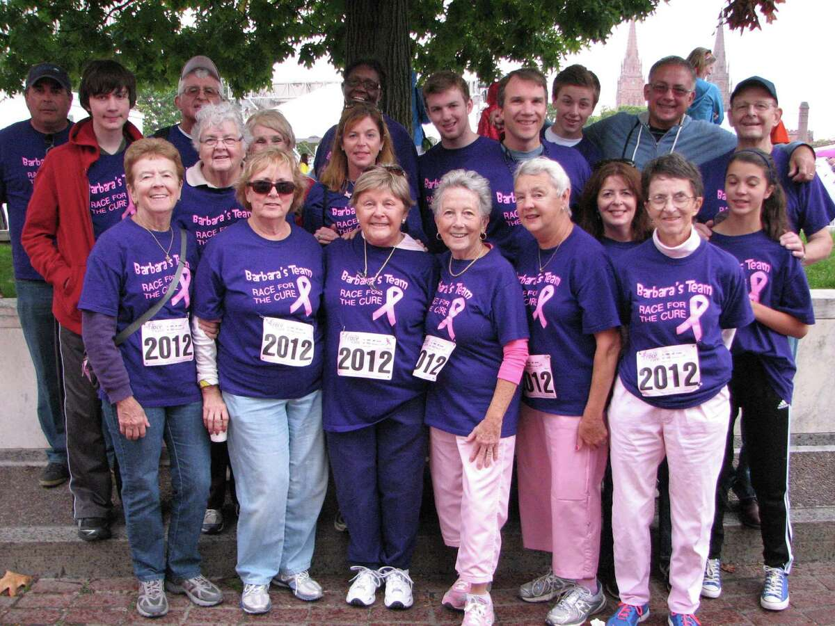 Were you Seen at the Komen Northeastern New York Race for the Cure on Saturday, Oct. 6, 2012?