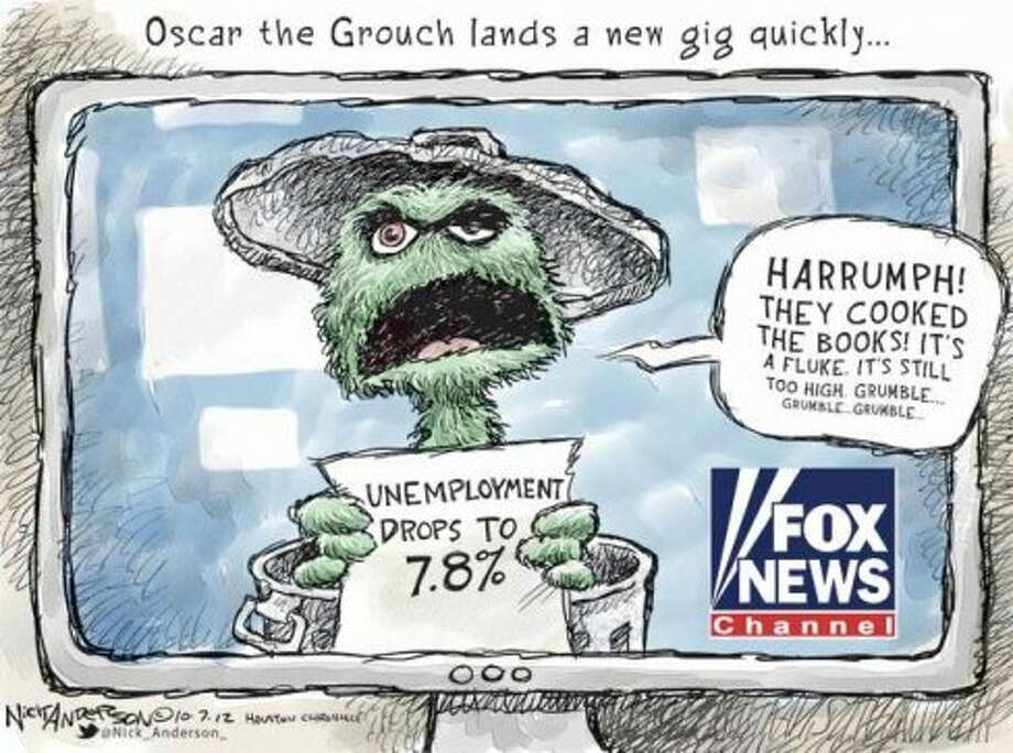 Grouchy  (Nick Anderson / Houston Chronicle)