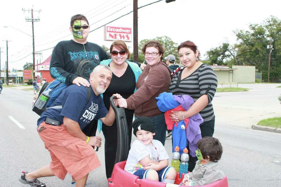San Antonio held the third Síclovia event on Sunday. Photo: Yvonne Zamora Fo MySA.com