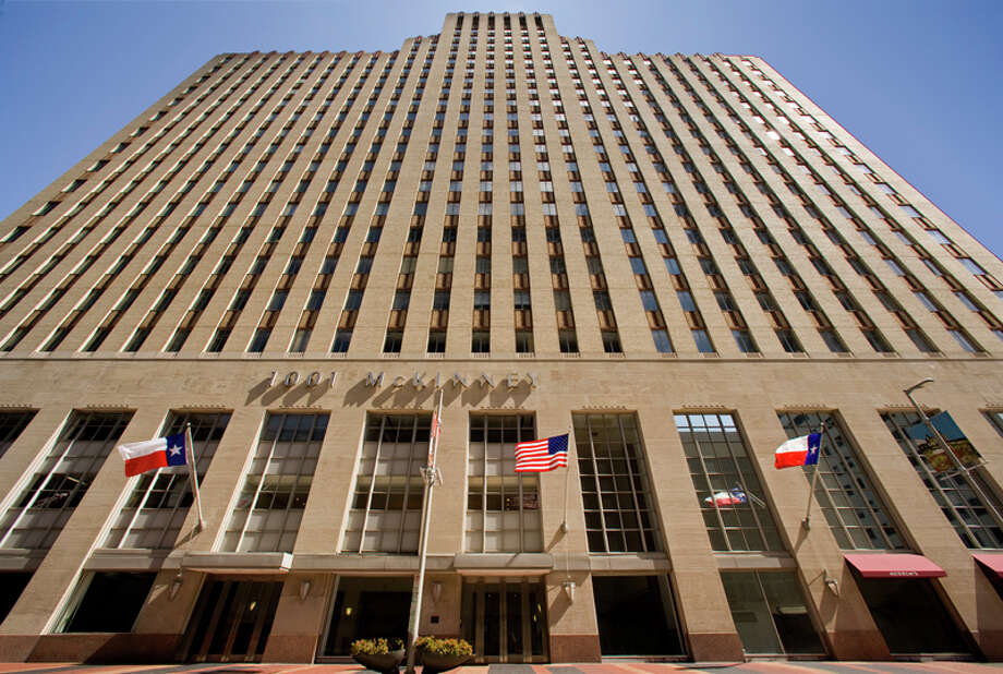 Cameron Management has boosted occupancy of 1001 McKinney to 85 percent from 76 percent when it purchased the downtown building in November of 2007. Photo: Courtesy Photo