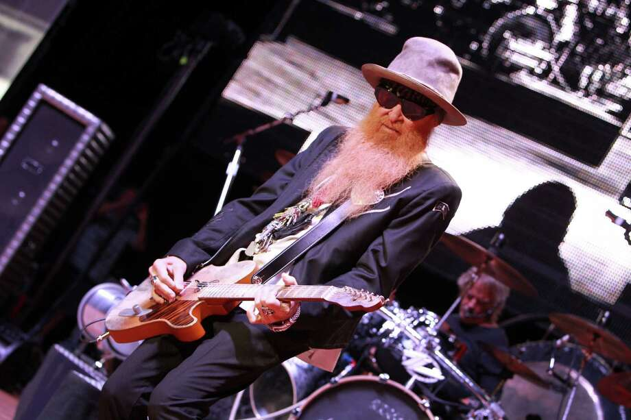 Billy Gibbons of ZZ Top performs at the 2012 Virgin Mobile FreeFest on Saturday, October 6, 2012 in Columbia, Maryland. (Photo by Paul Morigi / Invision for Virgin Mobile/AP Images) Photo: Paul Morigi, Associated Press / Invision