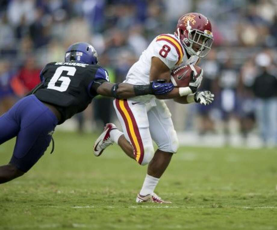 James White, Iowa State, 11 carries, 53 yards, 0 TDs (Cooper Neill / Getty Images)