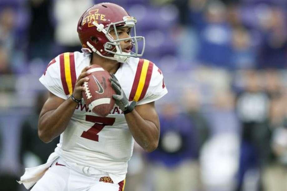 Jared Barnett, Iowa State, 12-21-1, 183 yards, 3 TDs (Cooper Neill / Getty Images)