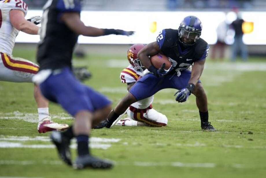 Josh Boyce, TCU, 6 catches, 64 yards, 0 TDs (Cooper Neill / Getty Images)