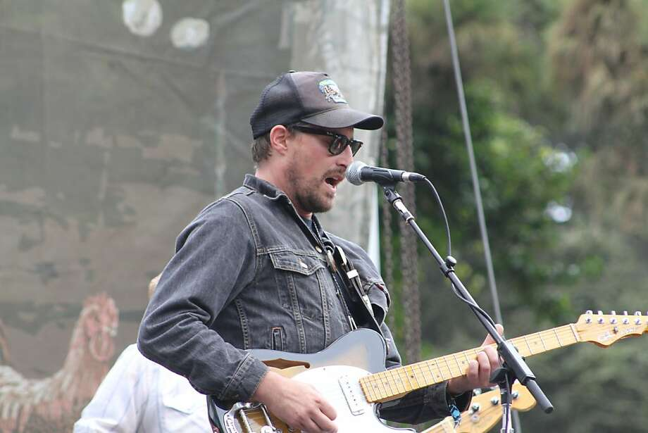 Tiny Television performs at the final day of Hardly Strictly Bluegrass in Golden Gate Park on October 7, 2012. Photo: Clint Wirtanen, The Chronicle