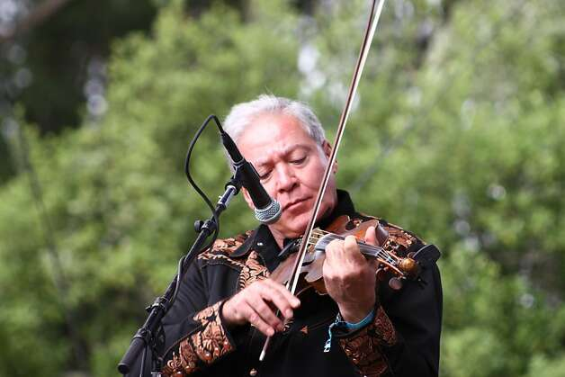 The final day of Hardly Strictly Bluegrass in Golden Gate Park on October 7, 2012. Photo: Clint Wirtanen, The Chronicle