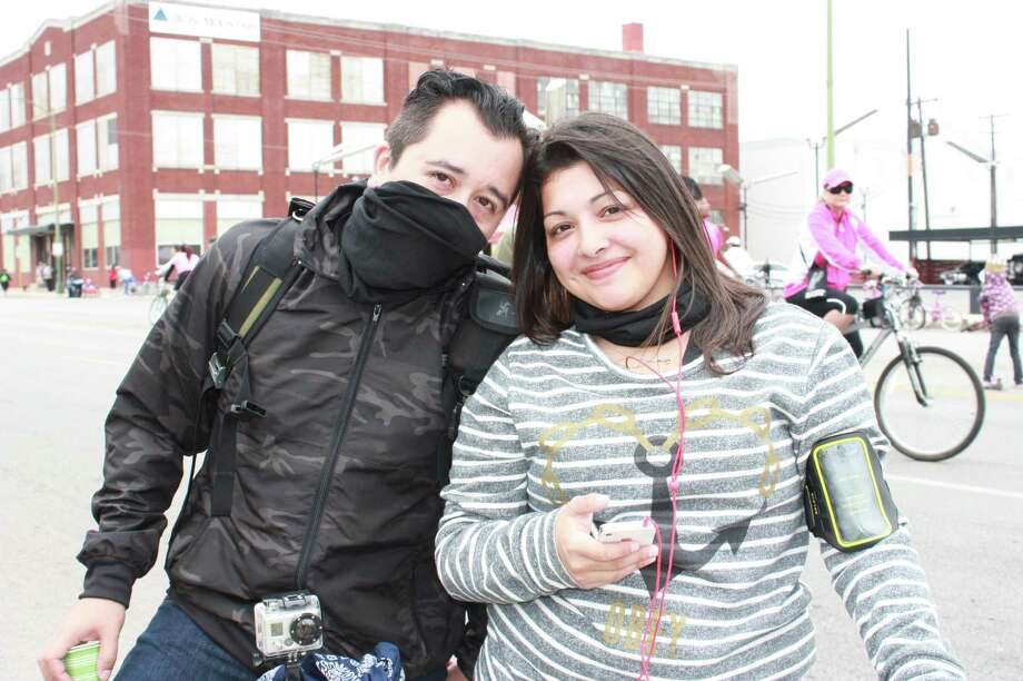 San Antonio held the third Síclovía event on Sunday. Photo: Yvonne Zamora/Express-News