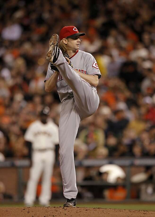 Bronson Arroyo, who was 14-12 for the Red in 2013, agreed to a two-year contract with the Diamondbacks. Photo: Michael Macor, The Chronicle