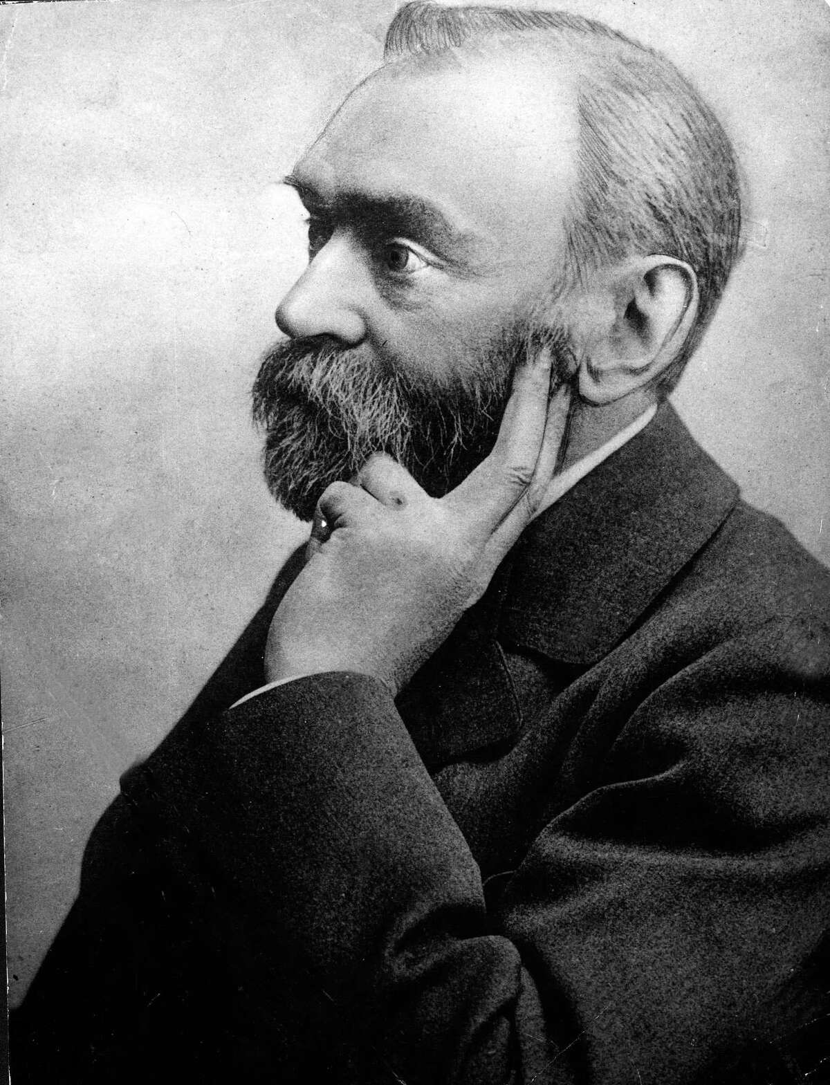 Alfred Nobel, 1833-1891 A Swedish chemist and industrialist, Nobel was the inventor of dynamite. He also founded the Nobel Prize.