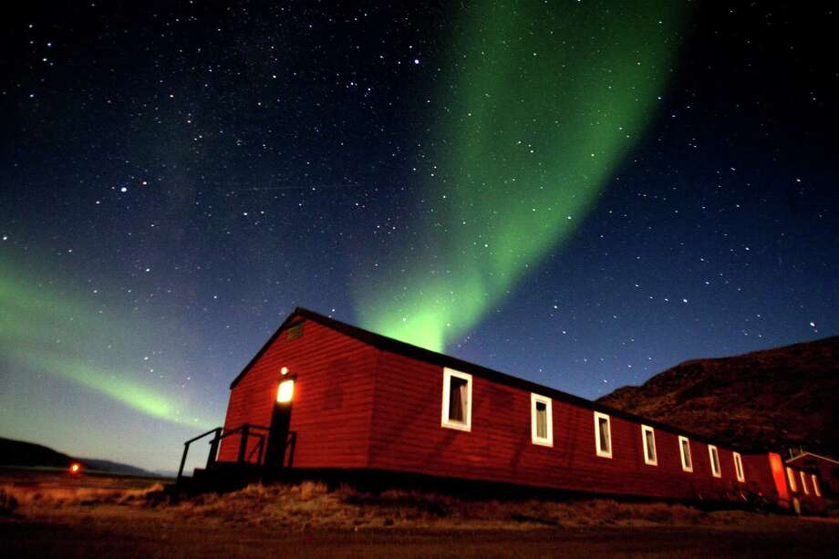 Kangerlussuaq, Greenland. Photo: Uriel Sinai, Getty / 2007 Getty Images