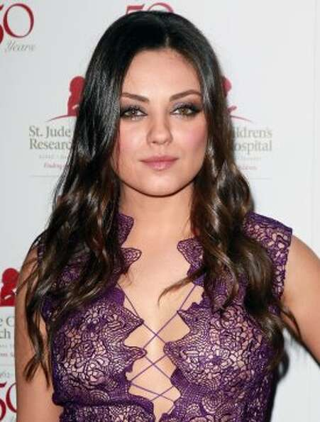 Actress Mila Kunis attends the 50th anniversary celebration for St. Jude Children's Research Hospita