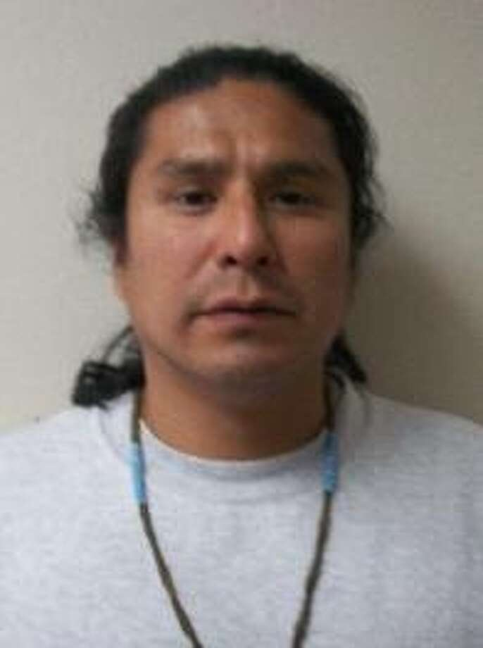 Frank Harry Jim, 40, was previously convicted of robbery in Yakima County. Anyone with information can contact the Department of Corrections at 866-359-1939 or by visiting doc.wa.gov. Photo: Department Of Corrections