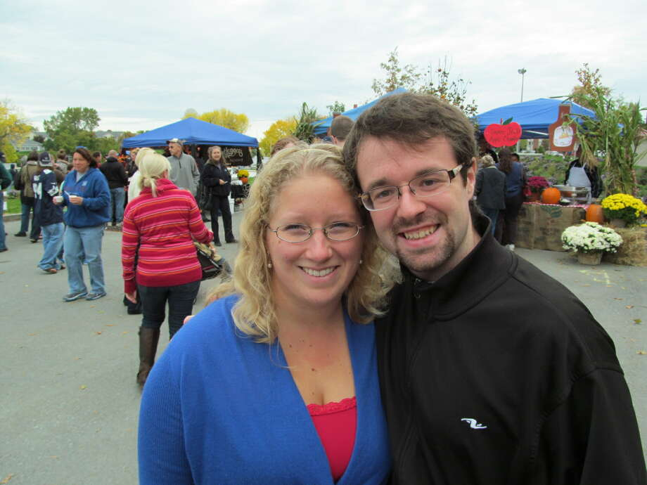Were you Seen at the 6th Annual Troy Chowderfest on Sunday, Oct. 7, 2012? Photo: Kristi Barlette/Times Union
