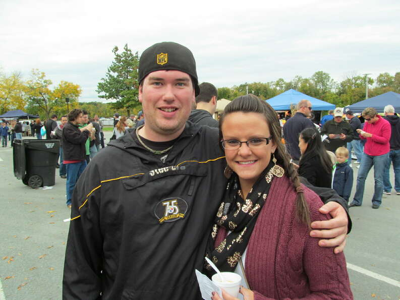 Were you Seen at the 6th Annual Troy Chowderfest on Sunday, Oct. 7, 2012?
