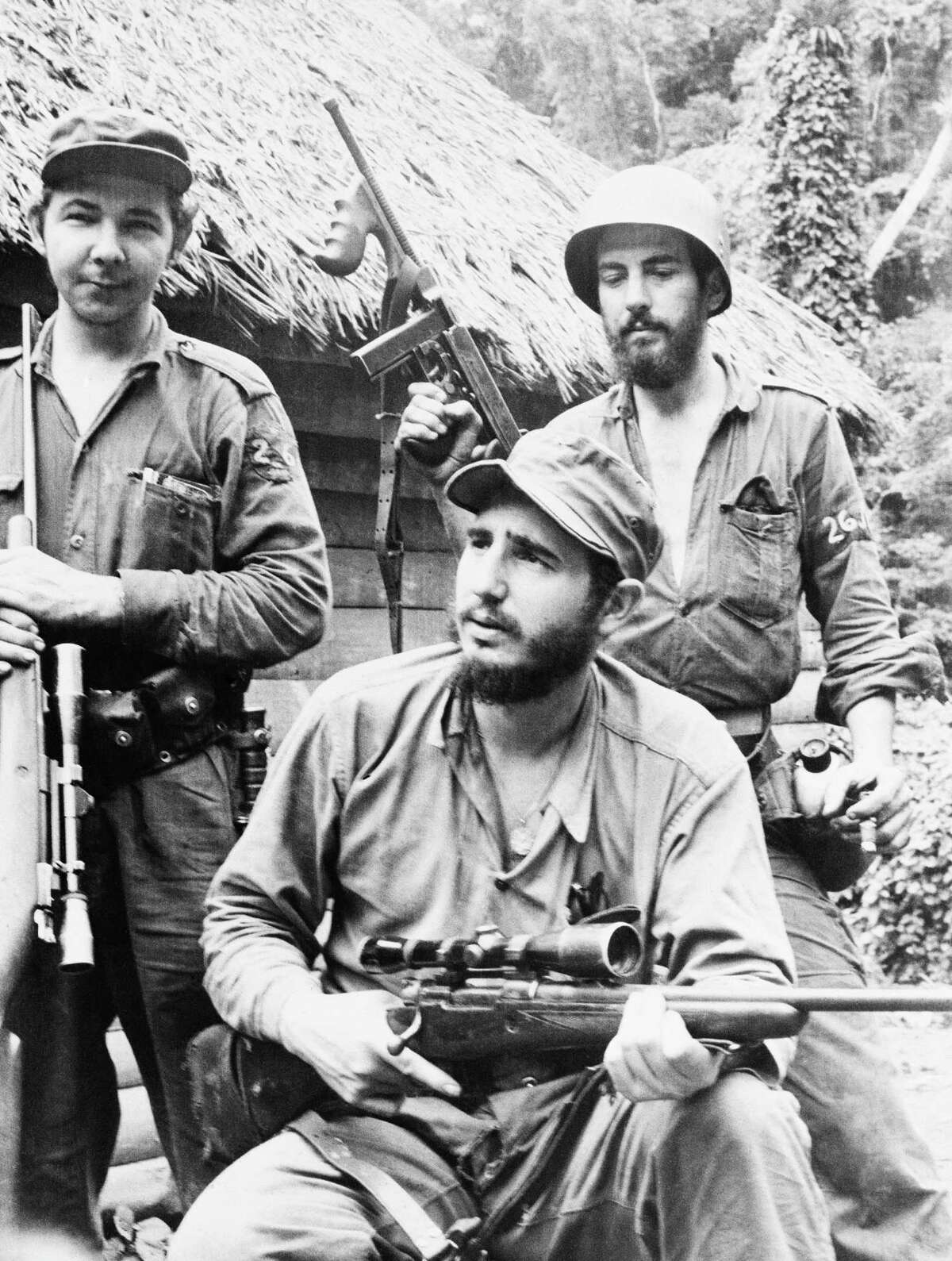 Key dates in U.S. relations with Cuba Jan. 1, 1959: Fidel Castro's rebels take power as dictator Fulgencio Batista flees Cuba. The United States soon recognizes the new government.