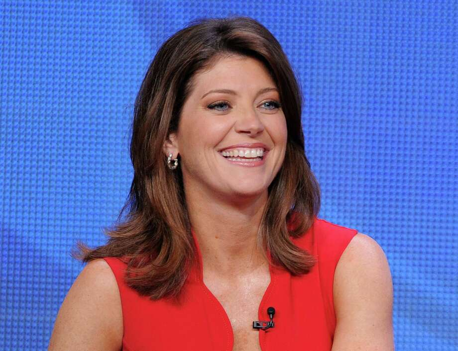 """CBS This Morning"" host Norah O'Donnell grew up in San Antonio. Photo: Jordan Strauss, Associated Press / Invision"