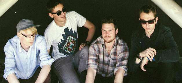"British alt/indie-rock band alt-J is touring with ""An Awesome Wave."" Courtesy Big Hassle Media Photo: Big Hassle Media"