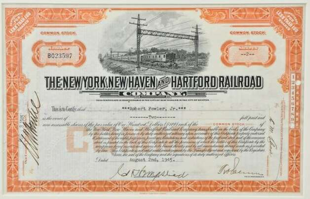 Old railroad stock (NEA of Meriden)