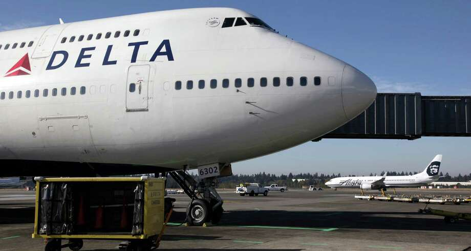 Delta Air Lines, ... Photo: AP