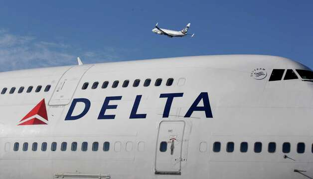 "Delta Air Lines: Delta makes a hard sell to ""flex this fare"" -- pay more to make a ticket refundable. But it's no bargain. Consumer reports cited one example of a $248 ticket jumping to $737 with the flex option. Photo: AP"