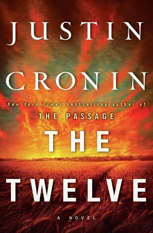 "Justin Cronin's audience of readers grew exponentially when his terrifying tale of a vampire apocalypse, ""The Passage,"" spent three months on the New York Times bestseller list in 2010. ""But my life is still my life,"" the Houston-based writer says. ""The Twelve,"" volume two in his trilogy that began with ""The Passage,"" arrives in bookstores on Tuesday."