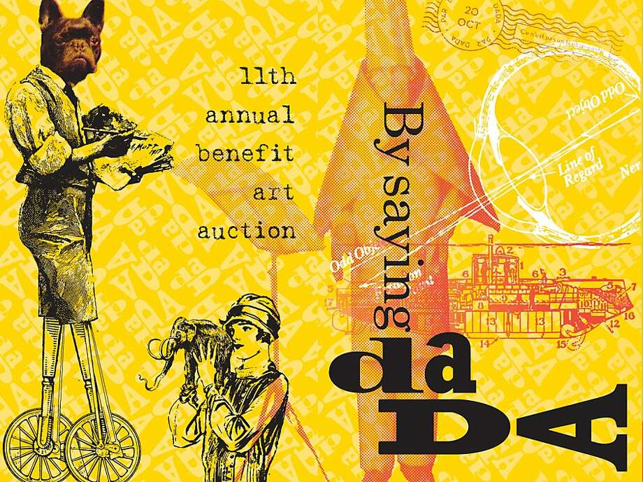 DADA DI ROSA October 20, 2012 Channel the spirit of the dada with a night of ready-made fun and frolic as di Rosa presents the 11th Annual Benefit Art Auction–Dada di Rosa!  All auction works will be on view in the Gatehouse Gallery October 6 to 19 and unveiled at the Preview & Artists Party on October 6. This annual event stands apart as an occasion for spirited fun and a dynamic gathering of art enthusiasts and collectors who celebrate our region's talent. Over fifty outstanding works donated by Bay Area artists and galleries will be auctioned to benefit di Rosa's exhibition and education programs. Bidders will have the chance to collect works by nationally-recognized artists such as Enrique Chagoya, Lewis deSoto, Hung Liu, Tom Marioni, Raymond Saunders, Canan Tolon, William Wiley, and many more.  www.dirosaart.org/auction