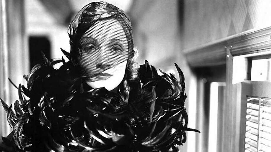 SHANGHAI EXPRESS, with Marlene Dietrich. 1932.
