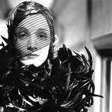 SHANGHAI EXPRESS, with Marlene Dietrich. 1932.