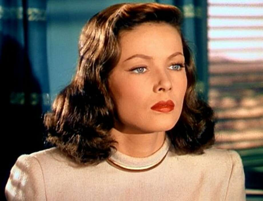 LEAVE HER TO HEAVEN, with Gene Tierney (arobson)