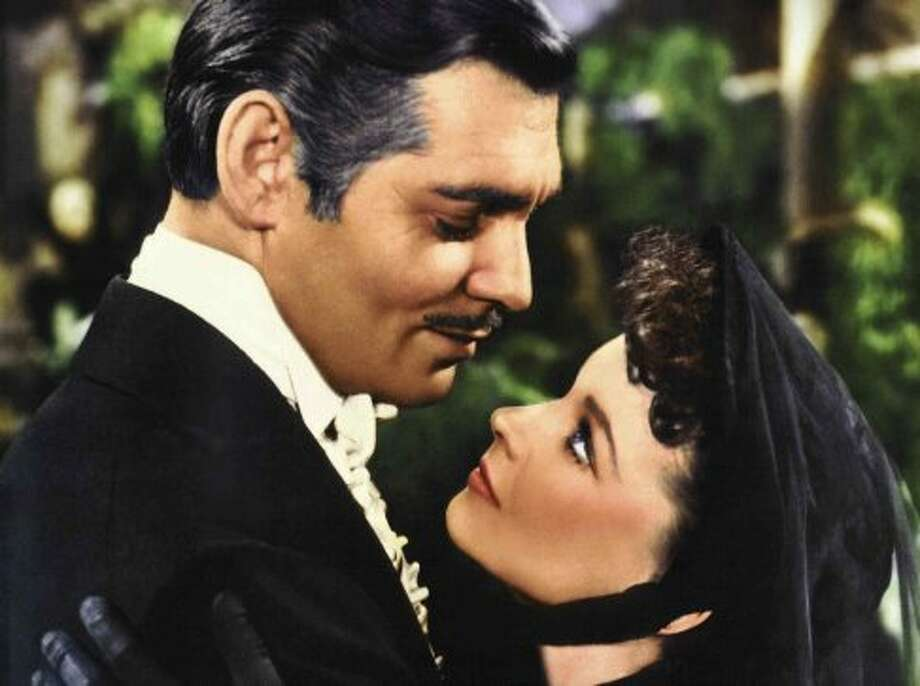 GONE WITH THE WIND, with Clark Gable and Vivian Leigh.  If no one is willing to say the obvious, I guess I'll have to. (MGM 1939)