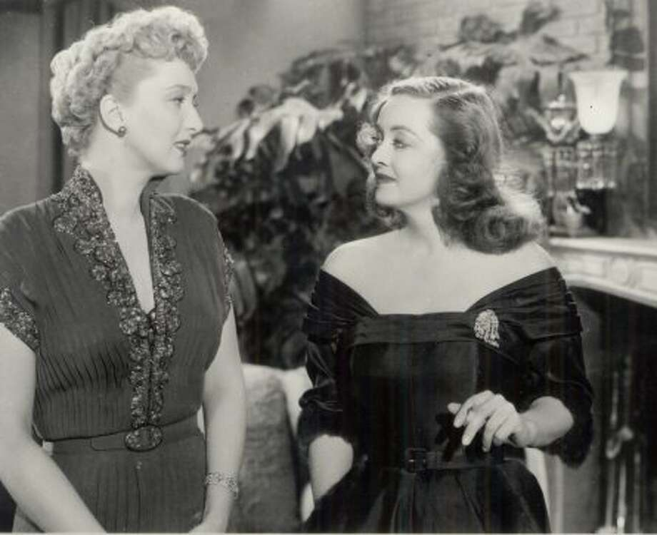 ALL ABOUT EVE, with Bette Davis.