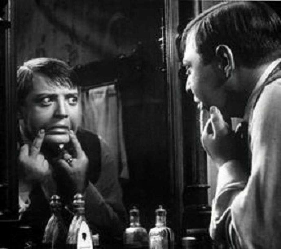 M, the film that made Peter Lorre famous. (rwf1945)