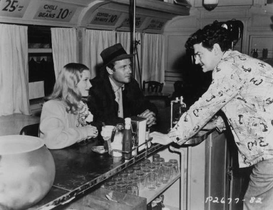 SULLIVAN'S TRAVELS (bauhaus), with Joel McCrea and Veronica Lake, directed by Preston Sturges. (AP / Associated Press)