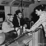 SULLIVAN'S TRAVELS (bauhaus), with Joel McCrea and Veronica Lake, directed by Preston Sturges. (AP / Associated Press)