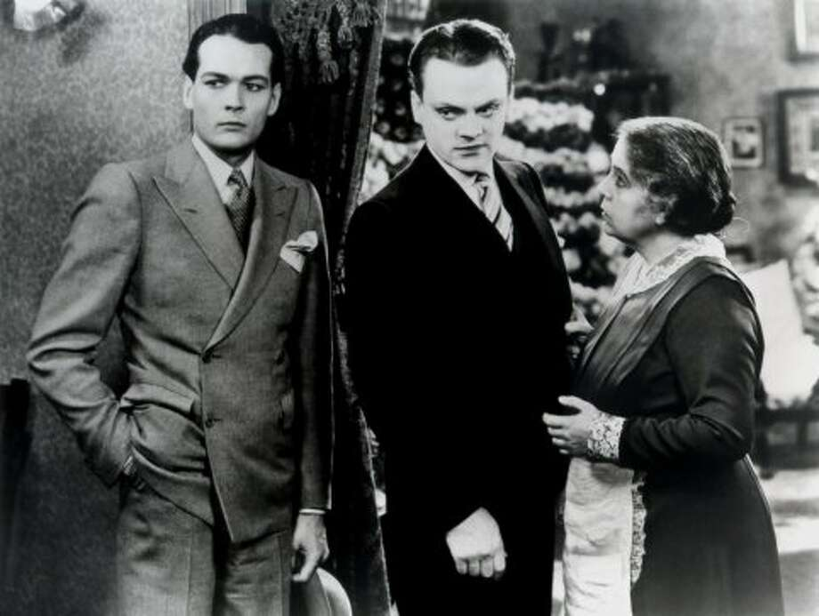 THE PUBLIC ENEMY, with James Cagney. (rwf1945)