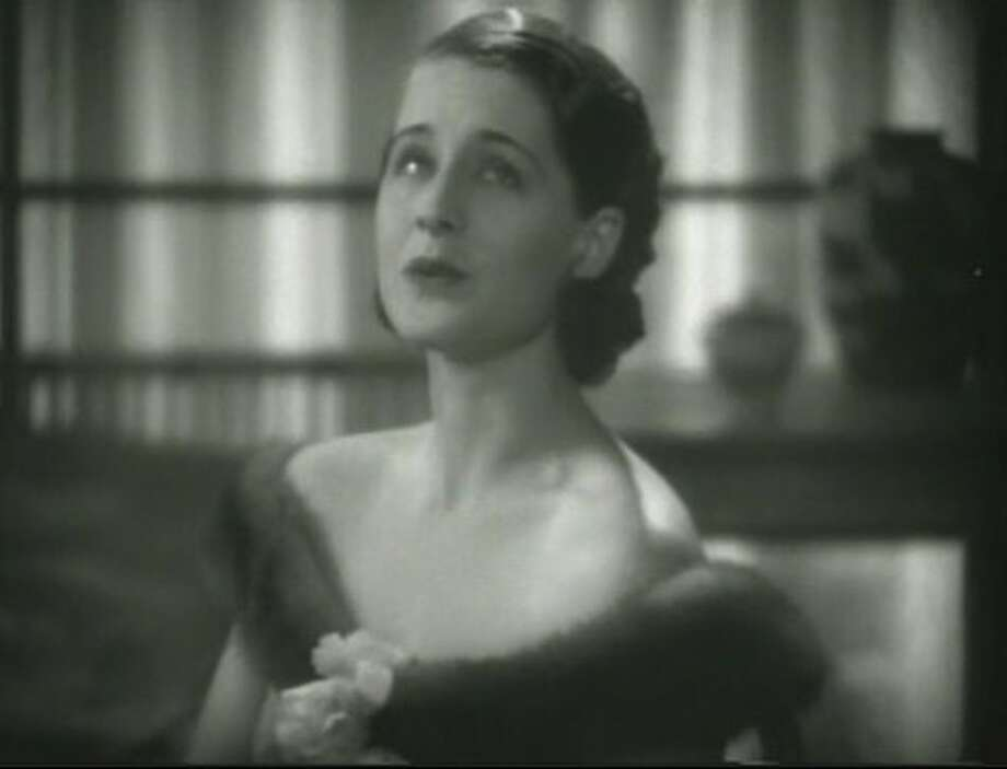 Norma Shearer in PRIVATE LIVES (1931). Delightful.