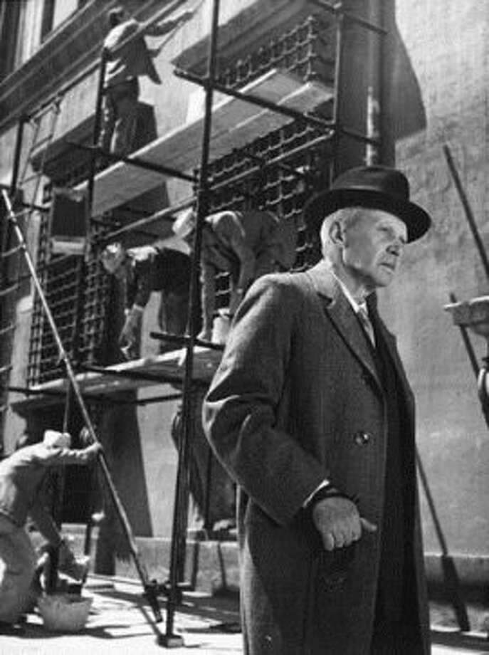 Carlo Battisti in UMBERTO D.  A masterpiece of Italian neorealism. (amazon.com)