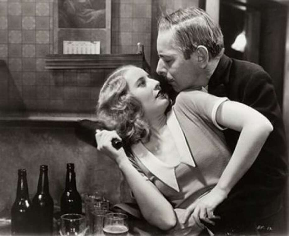 BABY FACE, great 1933 pre-Code with Barbara Stanwyck at her most hardboiled. (jtyler)