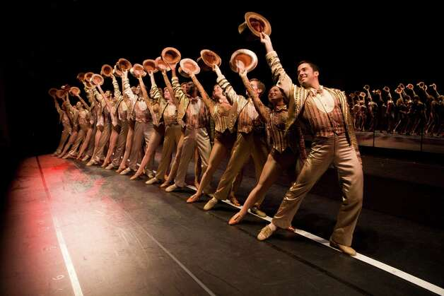 "Nov 25: ""A Chorus Line"" at The Lutcher Theater. Tickets: $40-$65. Photo: Provided By The Lutcher Theater"